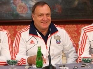 Дик Адвокат назвал Россию аутсайдером Евро-2012