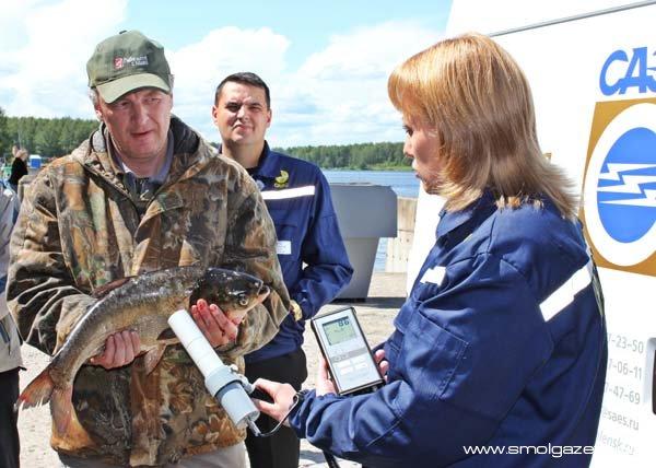 Смоляне не попали в сборную России по рыбной ловле