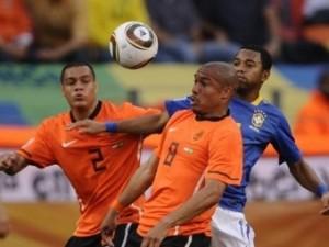 Польские расисты оскорбили игроков сборной Голландии