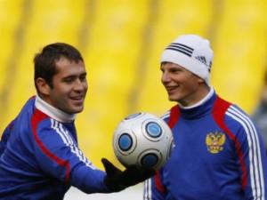 Аршавин и Кержаков признали Россию способной обыграть любого