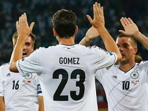 У Голландии почти не осталось шансов на четвертьфинал Евро-2012
