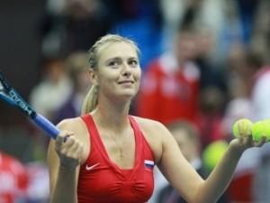 Шарапова согласилась стать знаменосцем сборной России на Олимпиаде 2012 года
