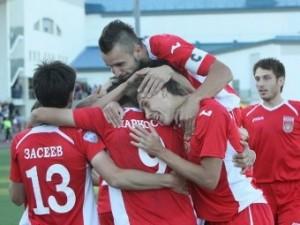 Футболисты российского клуба застряли в лифте перед матчем