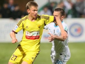 «Зенит» не смог обыграть «Анжи» в матче премьер-лиги