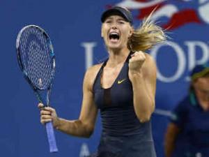 Шарапова обыграла Петрову в матче US Open