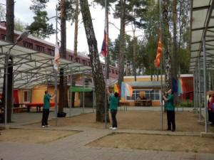 В Смоленске проводится спартакиада для детей-инвалидов