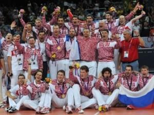 Российские волейболисты узнали соперников по ЧЕ-2013