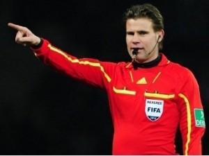 УЕФА назвал арбитра матча «Зенит» — «Милан»