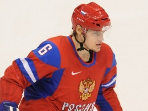 Российский чемпион мира по хоккею сломал ногу