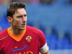 Франческо Тотти предложили завершить карьеру в российском клубе