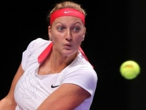 Петра Квитова снялась с итогового турнира WTA