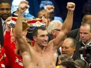 Владимир Кличко нашел нового тренера