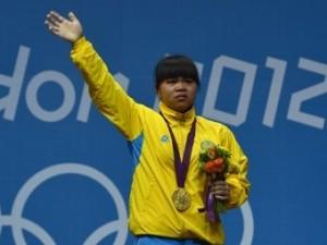 Олимпийская чемпионка из Казахстана решила выступать за Китай