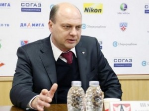 Худший клуб КХЛ лишился главного тренера