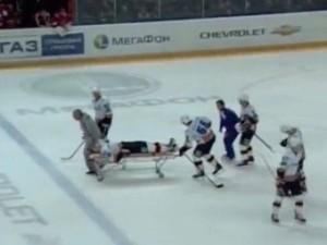 Хоккеиста «Локомотива» дисквалифицировали на четыре матча