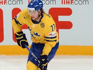 Шведы вызвали шесть игроков из КХЛ на первый этап Евротура