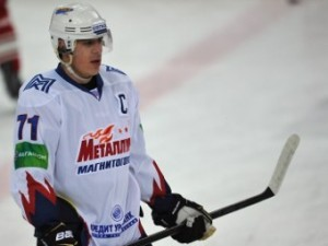 Малкин впервые признан лучшим форвардом недели в КХЛ