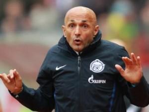 Спаллетти исключил участие Денисова в матче с «Миланом»