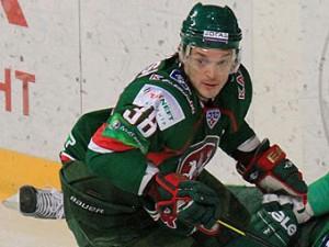 Хоккеиста «Ак Барса» дисквалифицировали на пять матчей