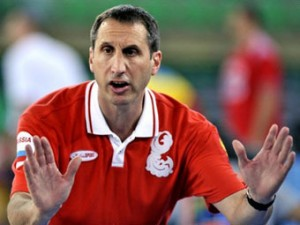 Дэвид Блатт покинул пост тренера сборной России по баскетболу