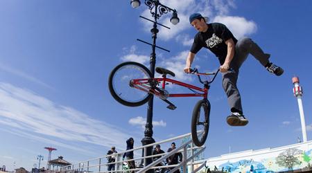 Наилучшее BMX-видео награждено в Калифорнии