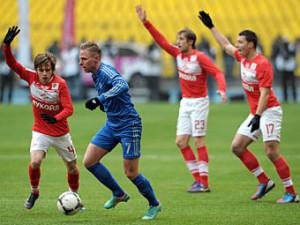 Фанаты «Спартака» обвинили команду в сдаче матча с «Динамо»