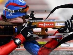 Россиянка выиграла бронзу на этапе Кубка мира по биатлону
