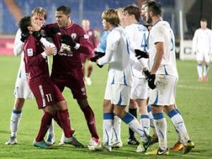 Футболиста «Волги» дисквалифицировали на четыре матча