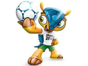 Определилось имя талисмана чемпионата мира по футболу-2014