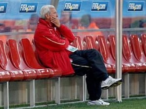 Марчелло Липпи начал переговоры со сборной Украины