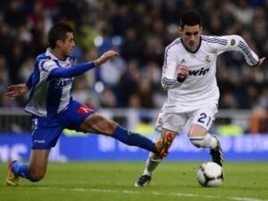 Денис Черышев дебютировал в основном составе «Реала»