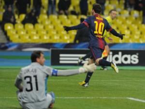 «Барселона» разгромила «Спартак» в московском матче
