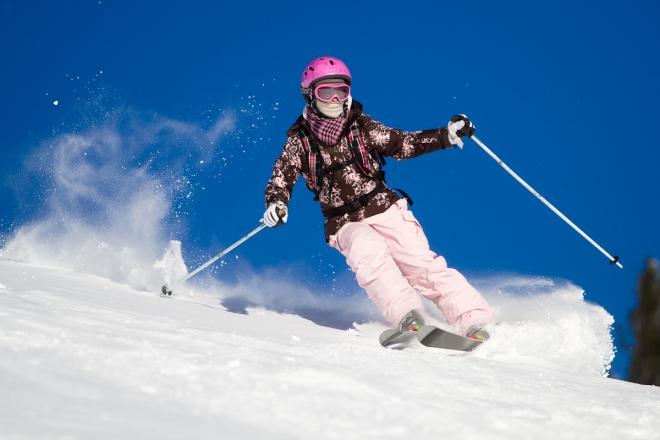 Отдых на лыжах в Украине