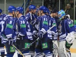 Клуб КХЛ прервал серию из шести поражений подряд