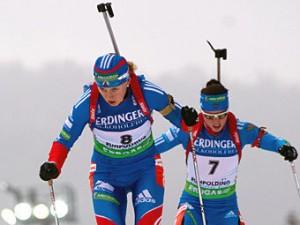 Определен состав сборной России на первый этап Кубка мира по биатлону