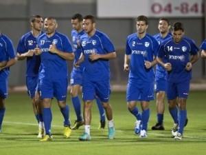 В Израиле перенесли матч футбольной Лиги Европы