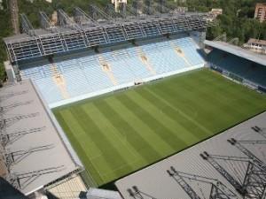 МВД призвало прекратить футбольные матчи на «Арене Химки»