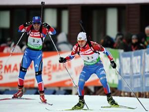 Назван состав сборной России по биатлону на первую гонку Кубка мира