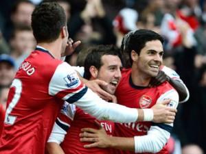 Лондонский «Арсенал» получит от арабских спонсоров 150 миллионов фунтов