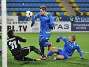 «Мордовия» проиграла шестой матч подряд в чемпионате России