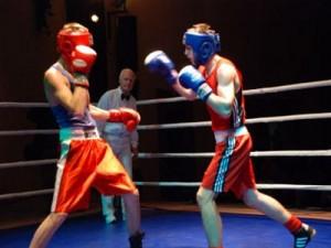 Международный турнир по боксу собрал в Десногорске спортсменов трех стран