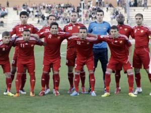 Молодежная сборная Сирии по футболу столкнулась с угрозой дисквалификации