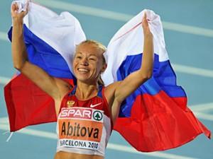 Российскую бегунью лишили серебра чемпионата Европы