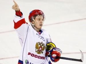 Молодежная сборная России по хоккею проиграла канадцам
