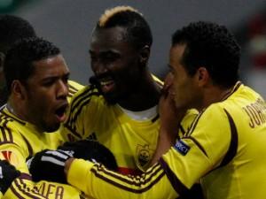 «Анжи» выиграл у «Ливерпуля» в Лиге Европы
