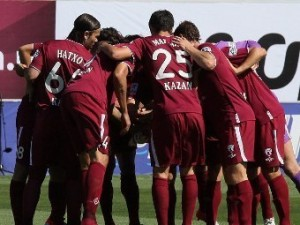 «Рубин» стал участником плей-офф Лиги Европы
