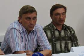 Главный тренер смоленского «Днепра» Сергей Гунько: «В будущее смотрим с оптимизмом»