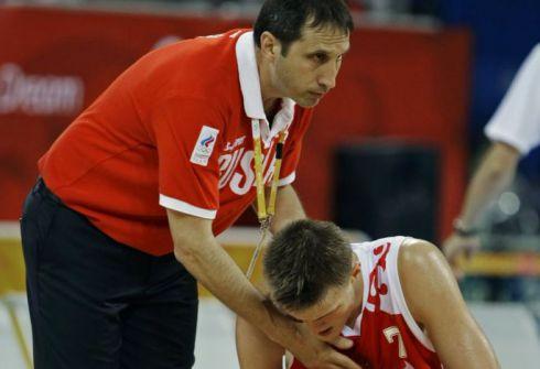 Дэвид Блатт: «На Олимпиаде-2008 я ошибся с составом»