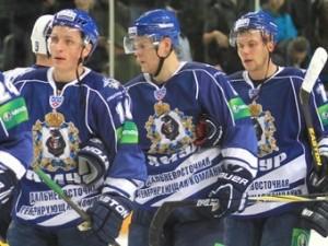 Клуб КХЛ проиграл пятый матч подряд
