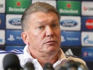 Врачи разрешили Блохину вернуться к тренерской работе